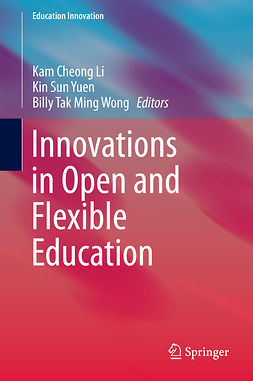 Li, Kam Cheong - Innovations in Open and Flexible Education, e-kirja