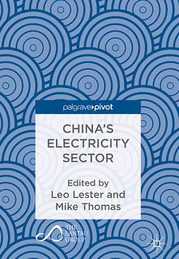 Lester, Leo - China's Electricity Sector, ebook