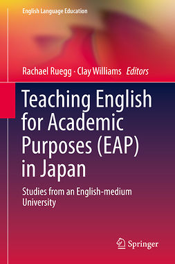 Ruegg, Rachael - Teaching English for Academic Purposes (EAP) in Japan, e-kirja