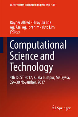 Alfred, Rayner - Computational Science and Technology, e-kirja