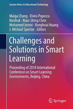 Chang, Maiga - Challenges and Solutions in Smart Learning, ebook