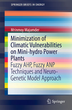 Majumder, Mrinmoy - Minimization of Climatic Vulnerabilities on Mini-hydro Power Plants, ebook