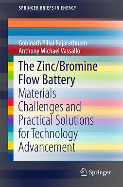 Rajarathnam, Gobinath Pillai - The Zinc/Bromine Flow Battery, ebook