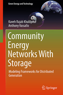 Khalilpour, Kaveh Rajab - Community Energy Networks With Storage, ebook