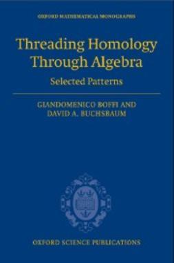 Threading Homology through Algebra: Selected patterns