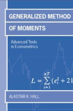 Hall, Alastair R. - Generalized Method of Moments, ebook
