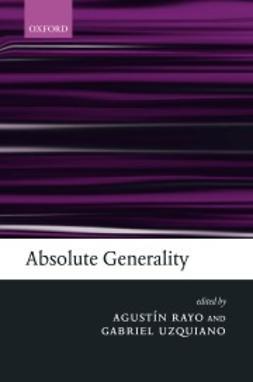 Rayo, AgustÍn - Absolute Generality, ebook