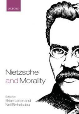 Leiter, Brian - Nietzsche and Morality, e-kirja