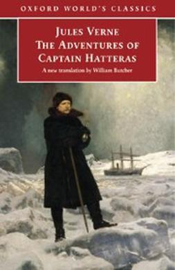 , Jules Verne - The Adventures of Captain Hatteras, ebook