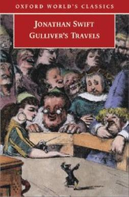 , Claude Rawson - Gulliver's Travels, ebook