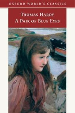 , Thomas Hardy - A Pair of Blue Eyes, e-kirja