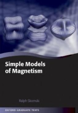 Skomski, Ralph - Simple Models of Magnetism, ebook