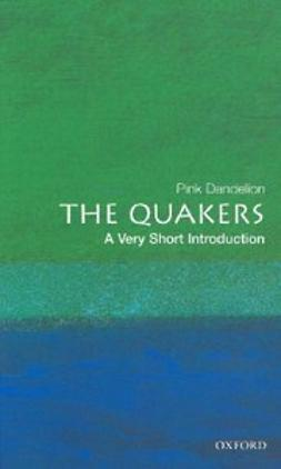 Dandelion, Pink - The Quakers: A Very Short Introduction, ebook