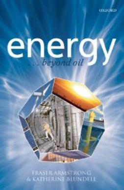 Armstrong, Fraser - Energy... beyond oil, e-kirja