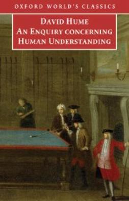 Hume, David - An Enquiry concerning Human Understanding, ebook
