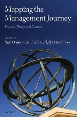 , Michael Earl - Mapping the Management Journey : Practice, Theory, and Context, ebook