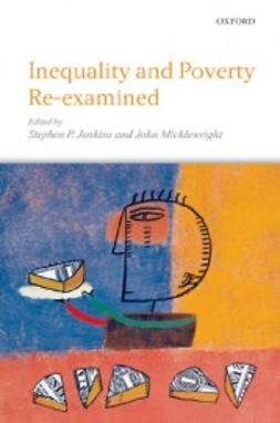 Jenkins, Stephen P. - Inequality and Poverty Re-Examined, ebook