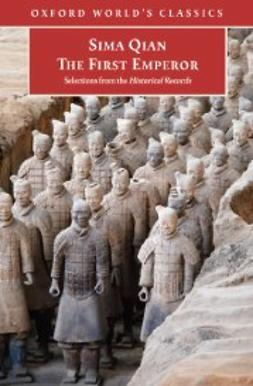 Brashier, K. E. - The First Emperor: Selections from the Historical Records, ebook