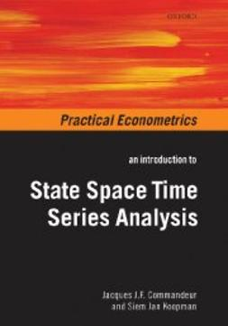 Commandeur, Jacques J.F. - An Introduction to State Space Time Series Analysis, e-kirja
