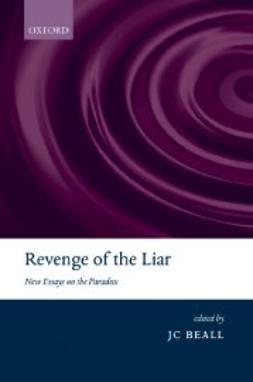 Beall, JC - Revenge of the Liar: New Essays on the Paradox, ebook
