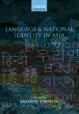 Simpson, Andrew - Language and National Identity in Asia, e-bok