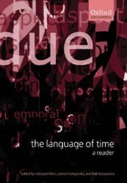 , Inderjeet Mani - The Language of Time: A Reader, e-bok
