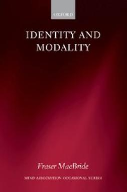 MacBride, Fraser - Identity and Modality, ebook