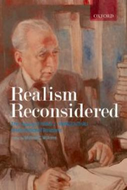 Williams, Michael - Realism Reconsidered : The Legacy of Hans Morgenthau in International RelationsRealism Reconsidered : The Legacy of Hans Morgenthau in International Relations, ebook