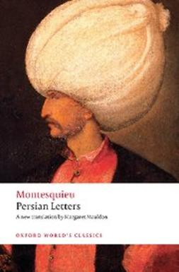 , Margaret Mauldon - Persian Letters, ebook