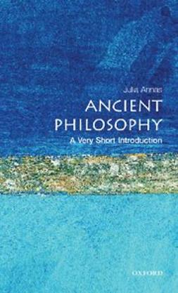 Annas, Julia - Ancient Philosophy: A Very Short Introduction, e-bok