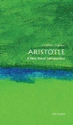 Barnes, Jonathan - Aristotle: A Very Short Introduction, ebook
