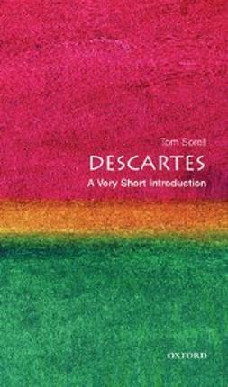 Sorell, Tom - Descartes: A Very Short Introduction, ebook