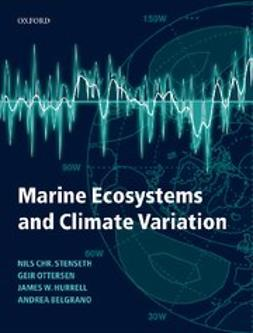 , Geir Ottersen - Marine Ecosystems and Climate Variation : The North Atlantic. A Comparative Perspective, ebook