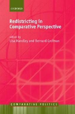 , Lisa Handley - Redistricting in Comparative Perspective, ebook