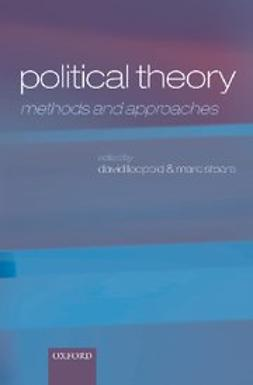Leopold, David - Political Theory : Methods and Approaches, ebook
