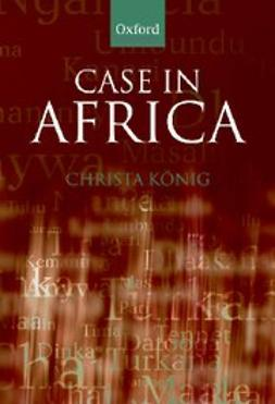König, Christa - Case in Africa, ebook