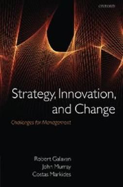 Strategy, Innovation, and Change : Challenges for Management