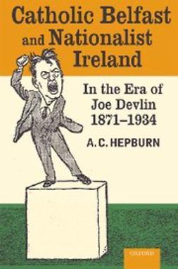 Hepburn, A.C. - Catholic Belfast and Nationalist Ireland in the Era of Joe Devlin, 1871-1934, ebook