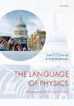 Cullerne, John P - The Language of Physics : A Foundation for University Study, ebook