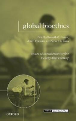 , Aine Donovan - Global Bioethics : Issues of Conscience for the Twenty-First Century, ebook