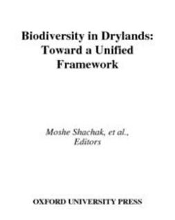 Gosz, James R. - Biodiversity in Drylands : Toward a Unified Framework, ebook