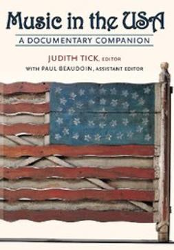 , Beaudoin, Paul - Music in the USA : A Documentary Companion, ebook