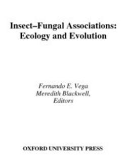 Blackwell, Meredith - Insect-Fungal Associations : Ecology and Evolution, ebook