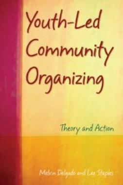 Delgado, Melvin - Youth-Led Community Organizing: Theory and Action, ebook
