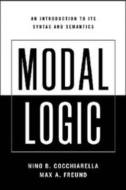 Cocchiarella, Nino B. - Modal Logic : An Introduction to its Syntax and Semantics, ebook
