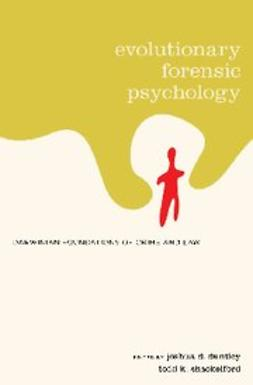 Duntley, Joshua - Evolutionary Forensic Psychology, ebook