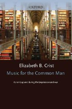 - CRIST: MUSIC FOR THE COMMON MAN P, e-kirja