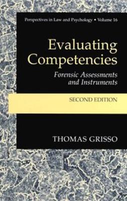 Borum, Randy - Evaluating Competencies, ebook