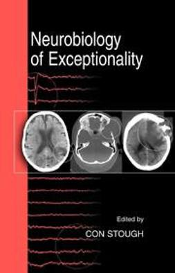 Stough, Con - Neurobiology of Exceptionality, ebook
