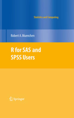 München, Bob - R for SAS and SPSS Users, ebook